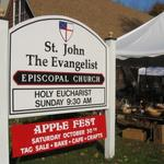 Apple Fest is an annual fundraiser in October. 50% of our proceeds go back to the community.